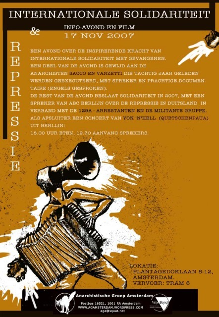 solidariteit tegen repressie